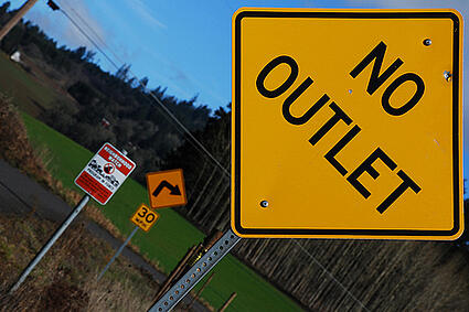 No Outlet - Why companies don't Automate Accounts Payable!