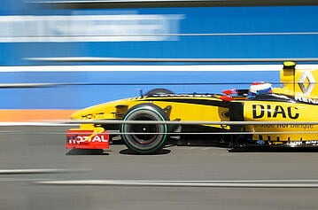 Make your AP Process faster than a Formula 1 Racer!