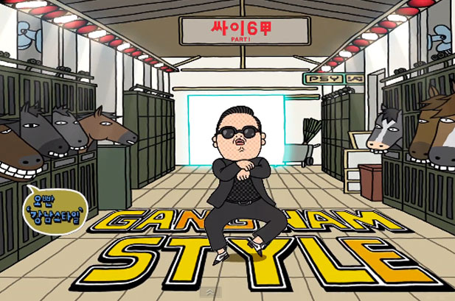 AP Automation Gangnam Style!