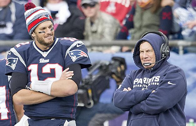 Belichick and Brady believe in the power of accounts payable software to win championships!