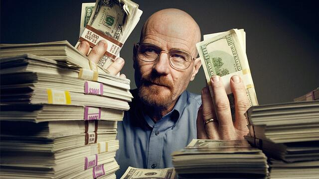 If Heisenberg managed your Accounts Payable process, you'd be making fat stacks yo!